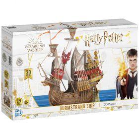Harry Potter Durmstrang Ship - 3D Puzzle