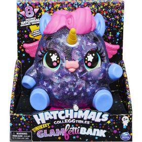 Hatchimals Colleggtibles Glamfetti Bank
