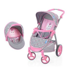 Hauck 2 in 1 Doll Travel System
