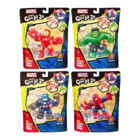 Heroes Of Goo Jit Zu Marvel Hero Pack - Assorted