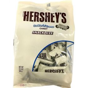 Hershey's Cookies 'n' Creme Chocolate bar 904gm Pack