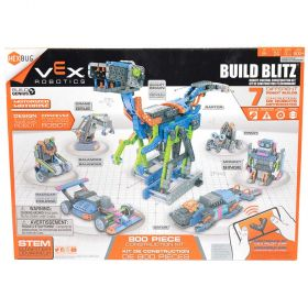 Hexbug VEX Build Blitz 7 Robotic Construction Kit
