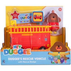 Hey Duggee Duggee's Rescue Vehicle