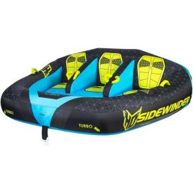 HO Sports Sidewinder 3 Inflatable Towable Tube