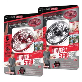 Hover Star 2.0 Motion Controlled UFO - Assorted