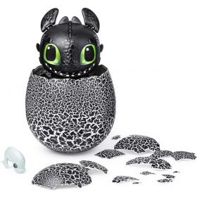 How To Train Your Dragon Dragons Hatching Toothless