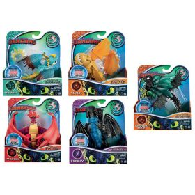 How To Train Your Dragon Legends Evolved Dragon Action Figure - Assorted