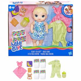 Baby Alive Ready for Bed Baby Doll