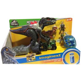 Imaginext Jurassic World Walking Indoraptor Limited Edition Gift Set