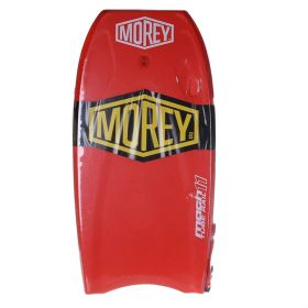 Morey Mach Tube Rail 11 Boogie Board Red
