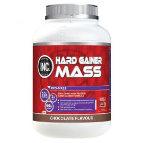 INC Hard Gainer Mass Chocolate Flavour 2kg