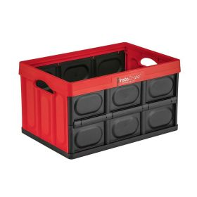 Instacrate Collapsible Crate Storage Container 46L