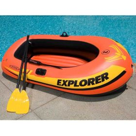 Intex Explorer 200 Set Two Person Inflatable Boat