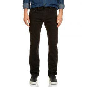 JAG Mens Flynn Straight Jeans - Black