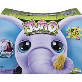 Juno Interactive My Baby Elephant