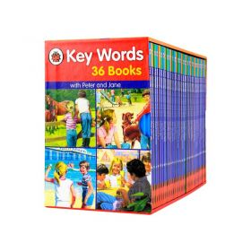 Key Words with Peter and Jane 36 Books Set