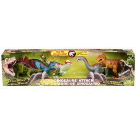 Kid Galaxy Dinosaurs Set 5pk