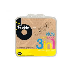 Tencel Blend Kids Single Bed Pack 3 in 1