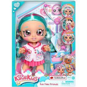 Kindi Kids Fun Time Friends - Dr Cindy Pops