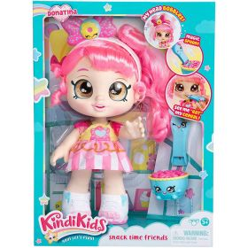 Kindi Kids Snack Time Friends Donatina Doll