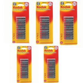 Kodak AAA Batteries 50 pack