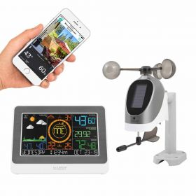 La Crosse Breeze Pro Wifi Wind and Weather Station