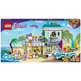 LEGO 41693 Friends Surfer Beachfront Beach House
