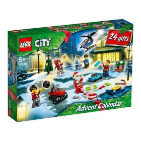 LEGO City Advent Calendar 60268 Playset