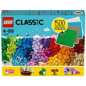 LEGO Classic Bricks Bricks Plates Construction Playset 11717