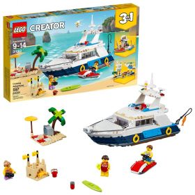 LEGO Creator 3in1 Cruising Adventures Playset