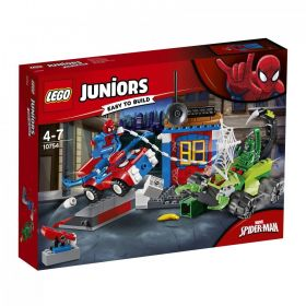 Lego Spider-Man vs. Scorpion Street Showdown 10754