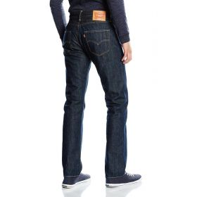 Levis Mens 501 Original-Fit Jeans