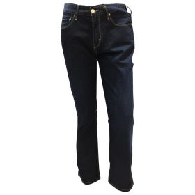Levis Womens 505 Straight Leg Jean Blue