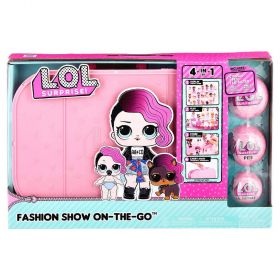 LOL Fashion Show On the Go With Dolls Exclusive