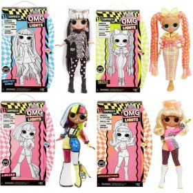 LOL Surprise! O.M.G. Lights Fashion Doll - Assorted