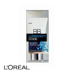 Loreal Luminosity Code BB Cream Light 50mL