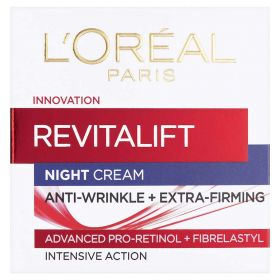 Loreal Paris Revitalift Anti-Wrinkle Night Cream 50ml