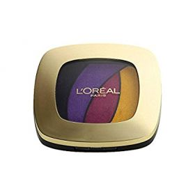 Loreal Color Riche Quad Eye Shadows S3 Disco Smoking