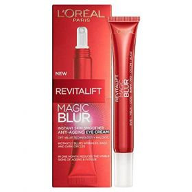 Loreal Revitalift Magic Blur Anti-Ageing Eye Cream 15mL