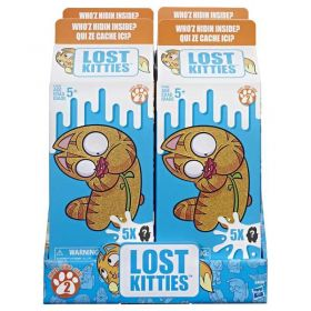 Lost Kitties Multipack Assorted
