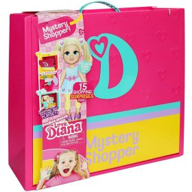 Love Diana Mystery Shopper Playset with 13 Inch Doll & 15 Surprises