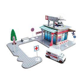 Maisto Fresh Build N Play Hospital