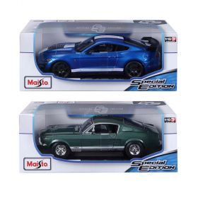 Maisto 1:18 Scale Highly Detailed Die Cast Vehicles Assortment