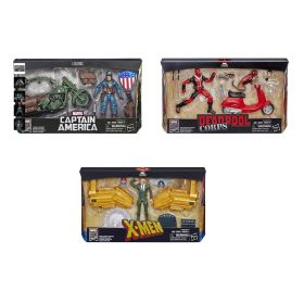 Marvel Legends Series 6-inch with Vehicle - Assorted