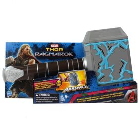 Marvel Avengers Thor Ragnarok Rumble Strike Hammer Toy