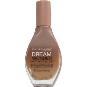 Maybelline Dream Wonder Fluid Touch Foundation 60 SANDY BEIGE SPF 20, 20ml