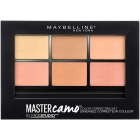 Maybelline Master Camo Color Correcting Kit Medium 0.2