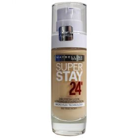 Maybelline Superstay 24h Foundation 03 True Ivory 30ml