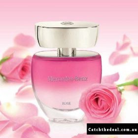 Mercedes Benz Rose for Women Eau de Toilette 60ml