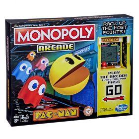Monopoly Arcade Pac Man Board Game